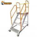 Aluminium Safety Ladder Trolley (SLT-AL)