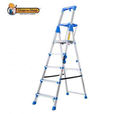 Aluminium Working Tray Ladder (WTL)