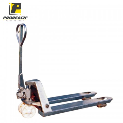AC-HG Series Hot Dipped Galvanized Hand Pallet Truck
