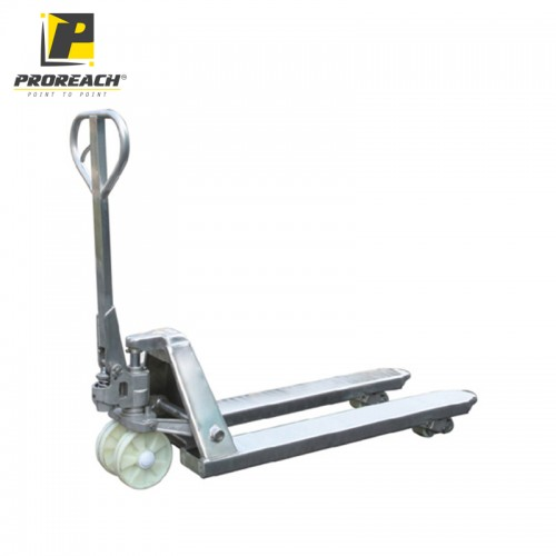 AC-SS Series Stainless Steel Hand Pallet Truck