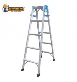 Aluminium Dual Purpose Step Ladder (Two-Way Ladder)