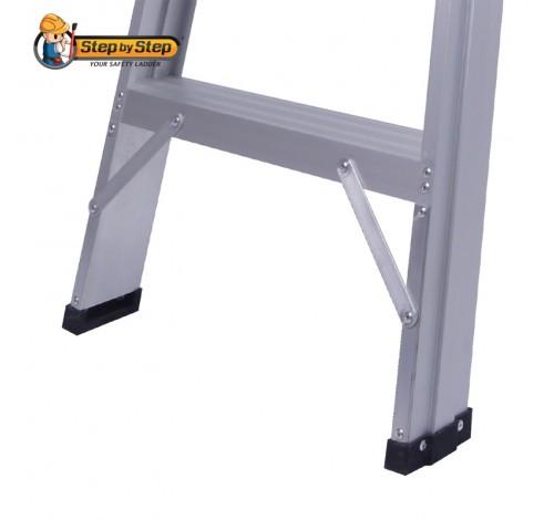 Bottom flat bar support