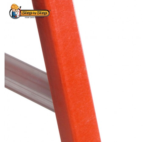 High quality fiberglass body