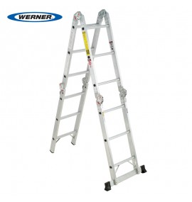 Aluminium Folding Multi-Ladder M1 Series