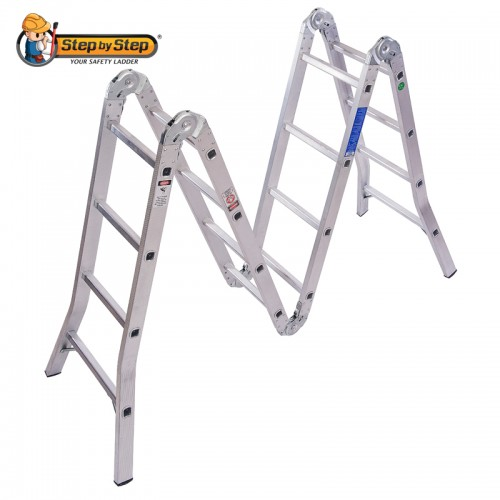 Aluminium Multi-Purpose Step Ladder
