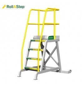 TR Series Tilt and Roll Work Platform