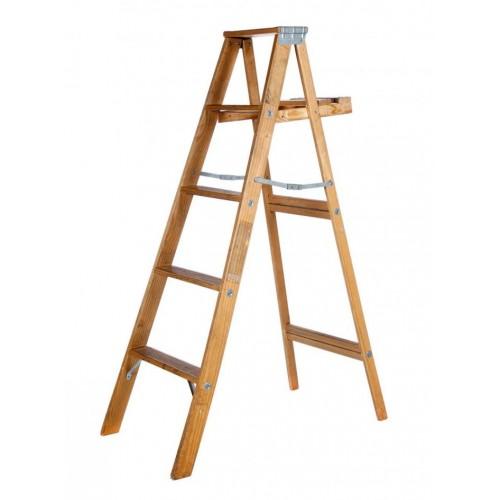 Timber A Shape Ladder