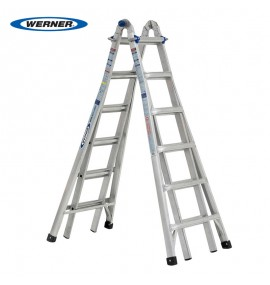 Aluminium Telescoping Multi-Ladder MT Series